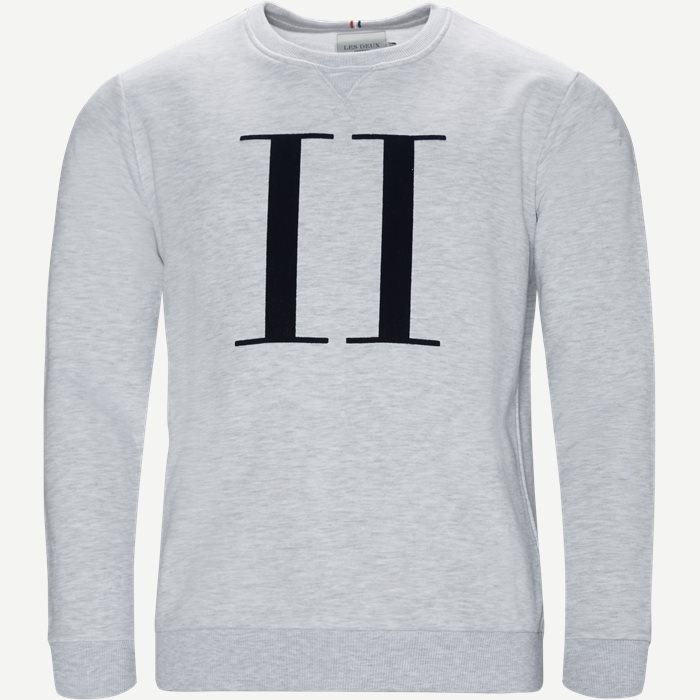 Encore Light Sweatshirt - Sweatshirts - Regular - Hvid